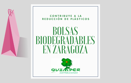Bolsas biodegradables zaragoza
